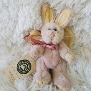 "Boyds Bears Rabbit Bunny Josie Hopkins Ornament 5"""